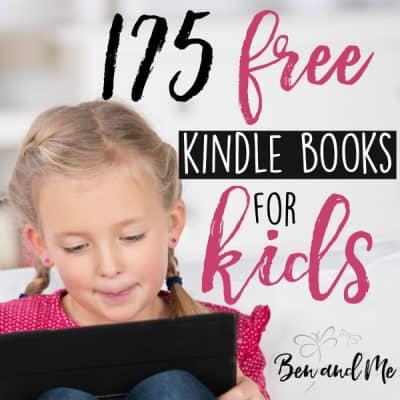 Free Kindle Books: Kids Edition