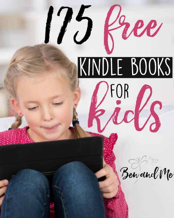 175 FREE Kindle Books for Kids