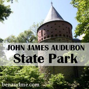 audubon state park