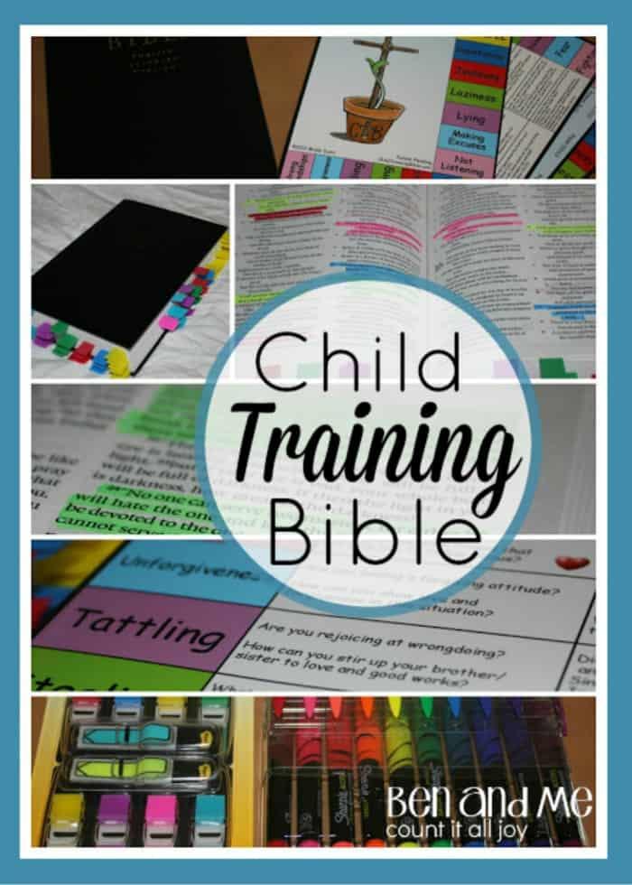 Child Training Bible