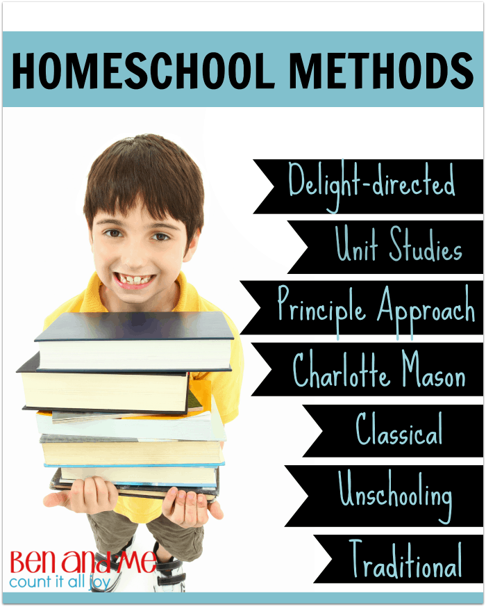 Homeschool Methods