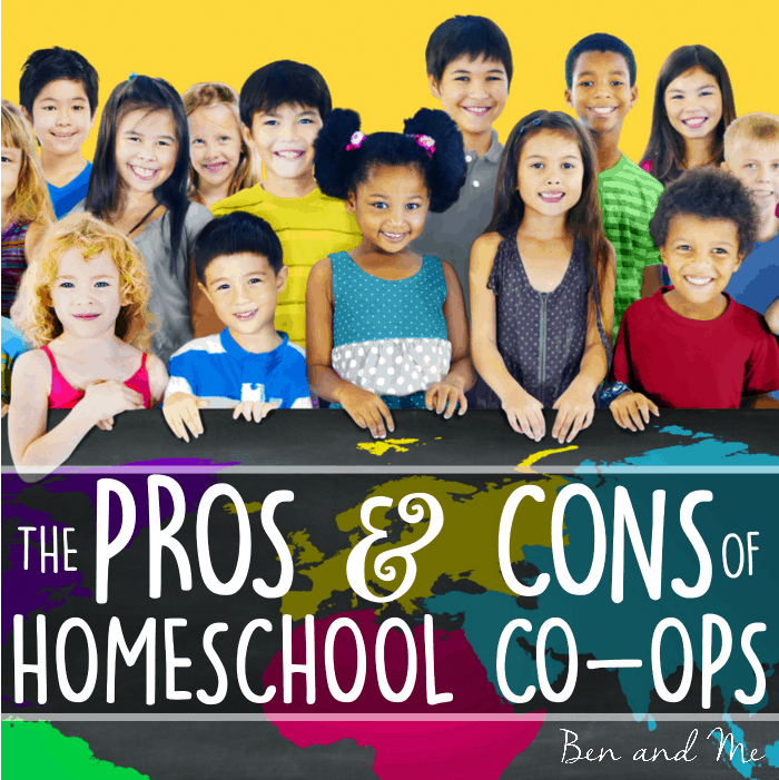 The Pros and Cons of Homeschool Co-ops