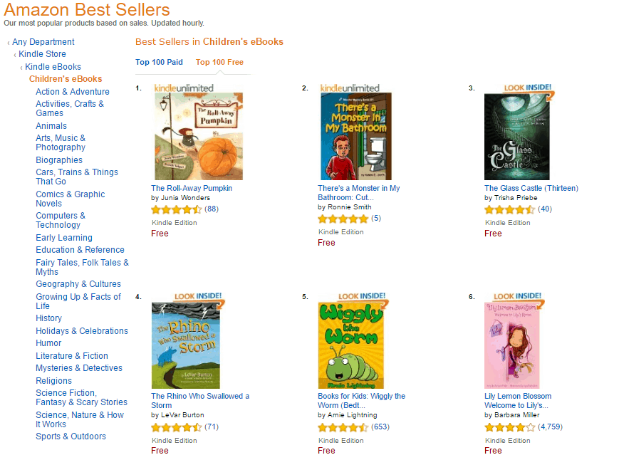 amazon-best-sellers-childrens-category