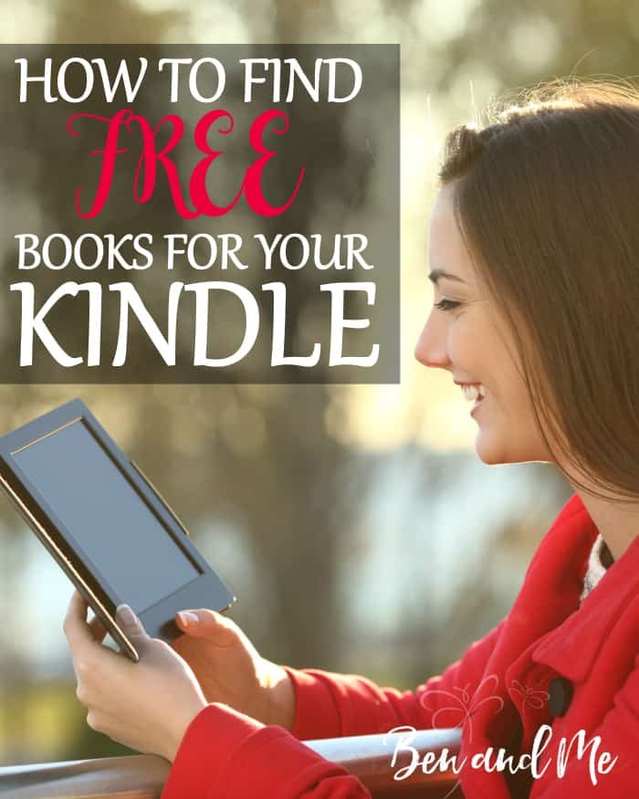 How to Find Free Books for Your Kindle -- This simple tutorial with step-by-step instructions makes finding free books for your Kindle super simple. Imagine the money you will save!