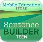 Apps Day Review — SentenceBuilderTeen (Mobile Education Store)