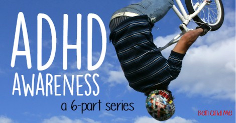 ADHD Awareness FB