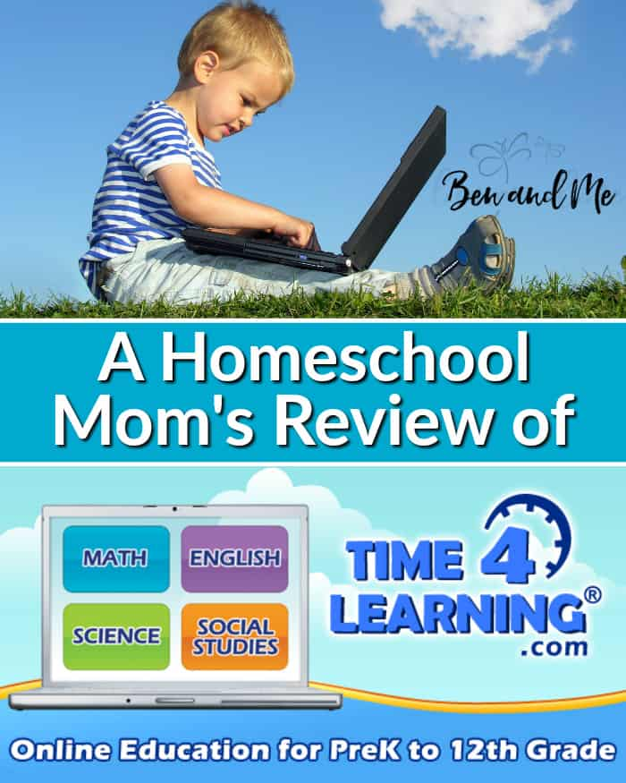 Check out this thorough Time4Learning review from a homeschool mom using it primarily to tutor math for her middle school student.