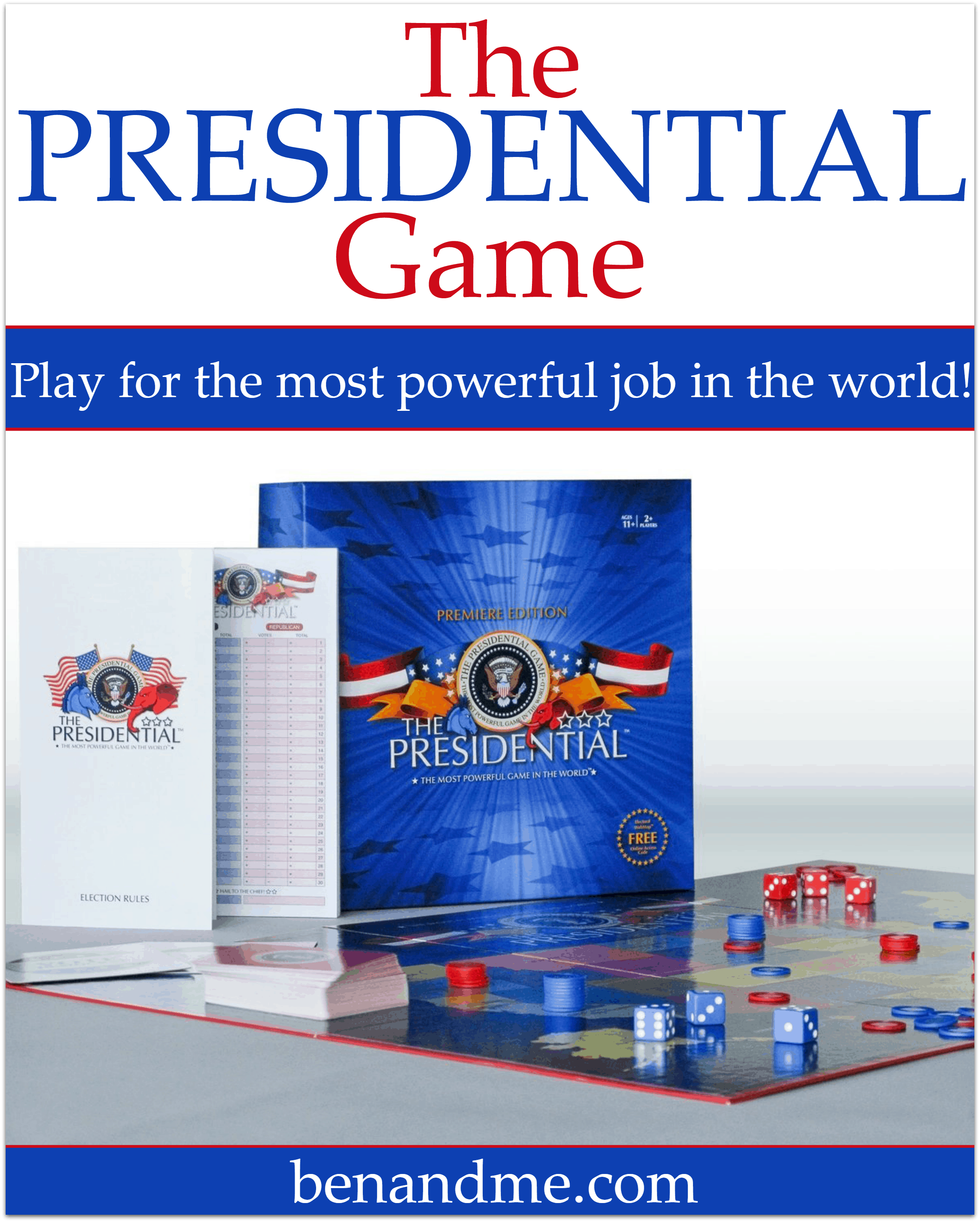 The Presidential Game Review