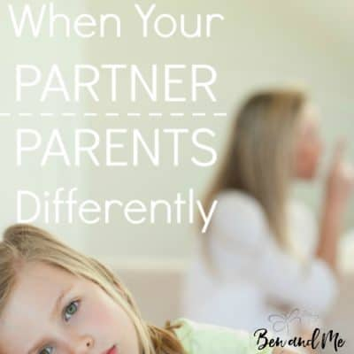 Heart Parenting: When Your Partner Parents Differently