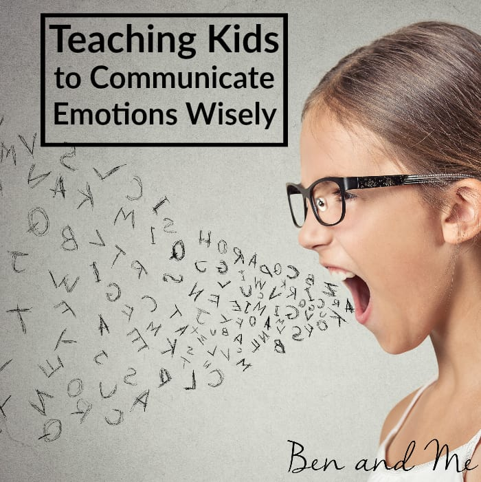10 Days of Heart Parenting — Teach Kids to Communicate Emotions Wisely