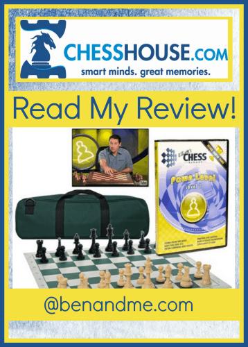 ChessHouse.com Schoolhouse Crew Review