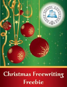 christmasfreewritingcover