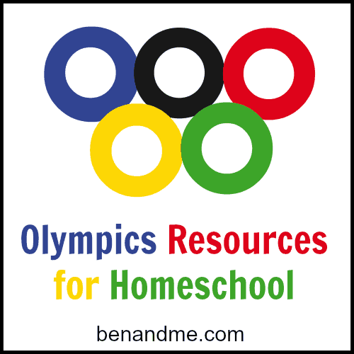 olympics resources for homeschool