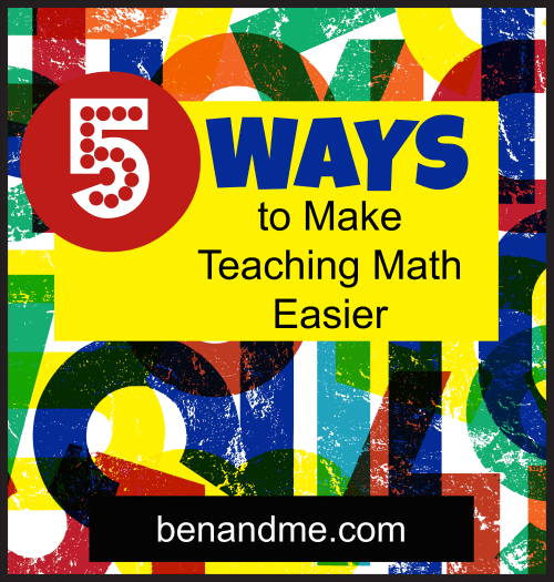teaching math easier