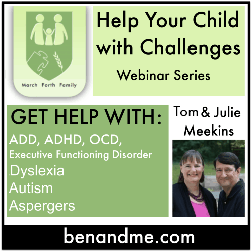 help your child with challenges