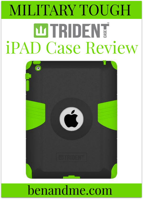 Trident iPad Case Review