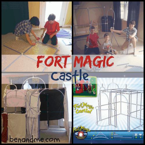 fort magic castle