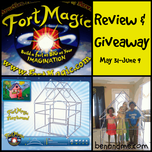 Fort Magic Fort Building Kit (Review)