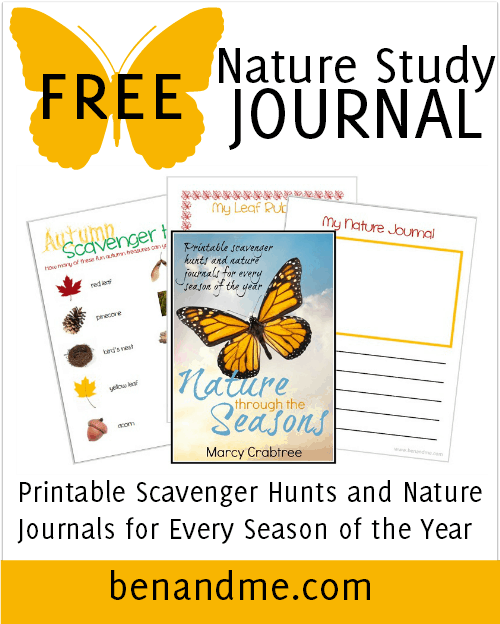 Free Nature Study Journal