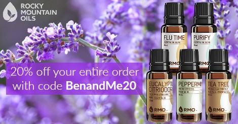 Coupon code for rocky mountain essential oils