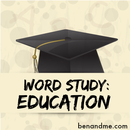 articles on word study