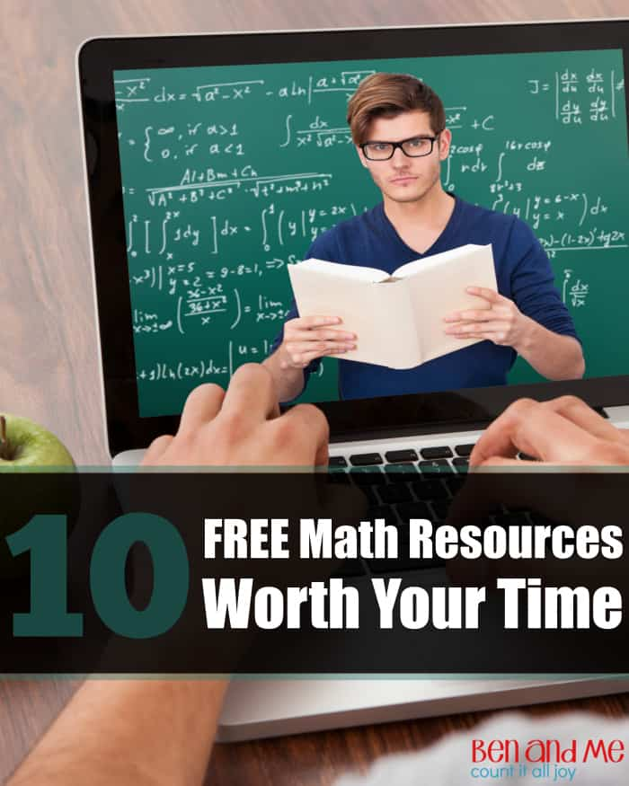10 Free Math Resources Worth Your Time