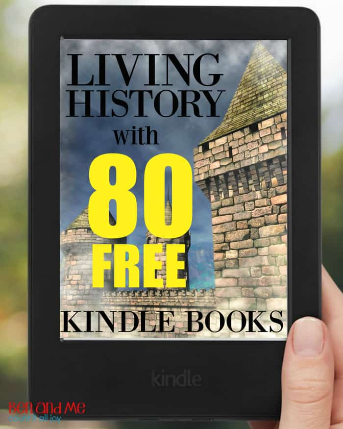 Living History Books for Kindle