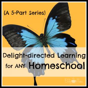 delight-directed homeschool