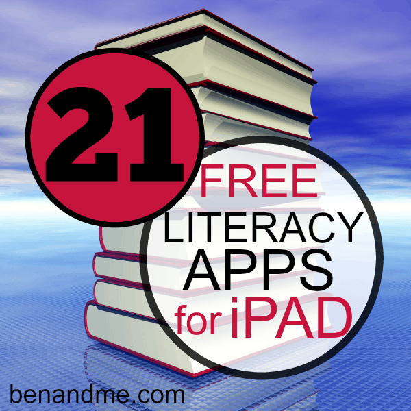 literacy apps for ipad