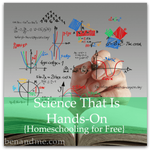 science that is hands-on
