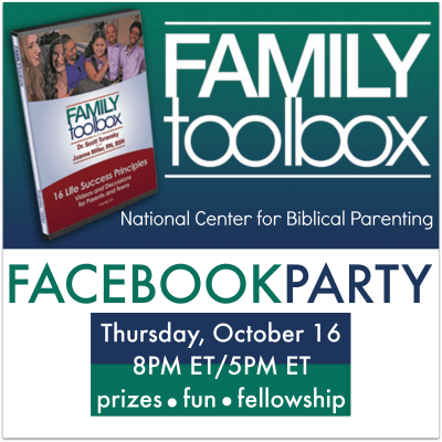 Family Toolbox Facebook Party