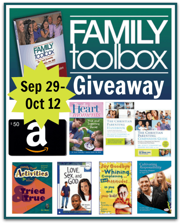 Family Toolbox Giveaway