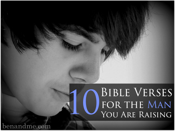 10 Bible Verses for Sons