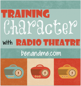 Character Training with Radio Theatre