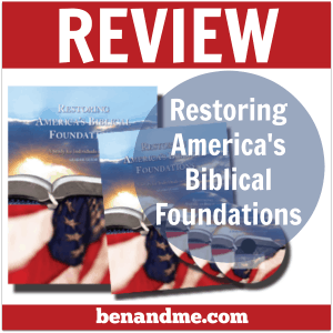 Restoring America's Biblical Foundations Review