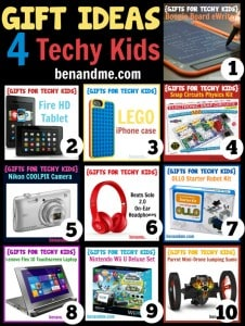 Gift Ideas for Techy Kids