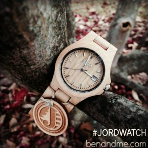 Jord Wood Watch Giveaway from Ben and Me