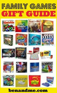 Family Games Gift Guide