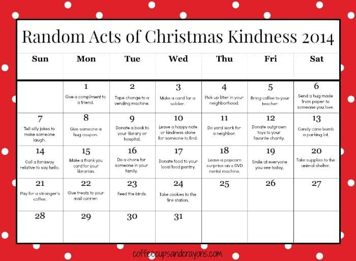 Free-Printable-Random-Acts-of-Christmas-Kindness-Calendar-for-Kids