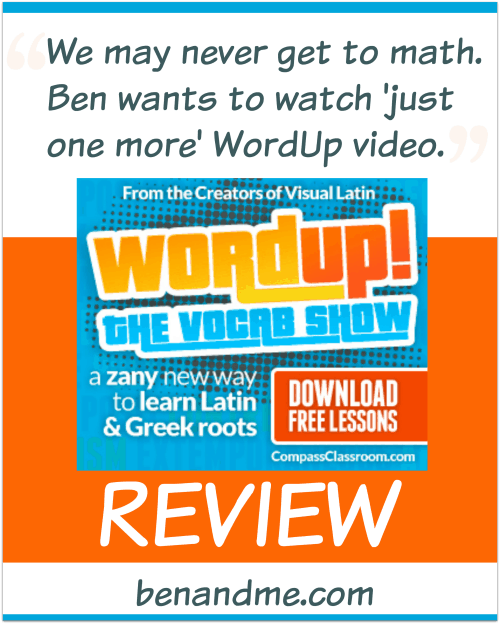 WordUp Review