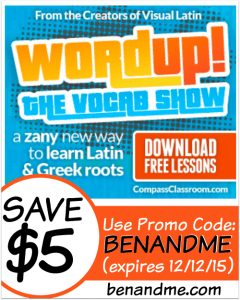 WordUp! The Vocab Show Promo Code
