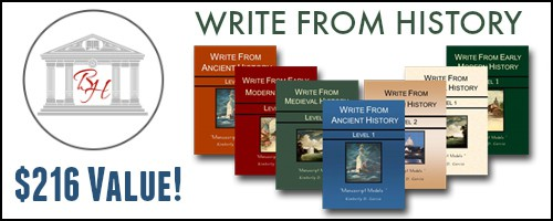 Write from History Giveaway