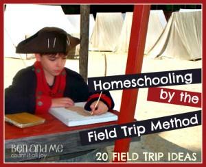 Homeschooling by the Field Trip Method