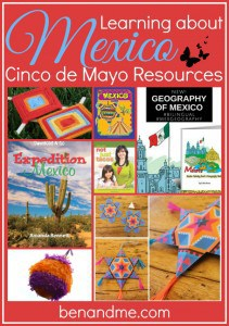 Learning about Mexico Cinco de Mayo Resources