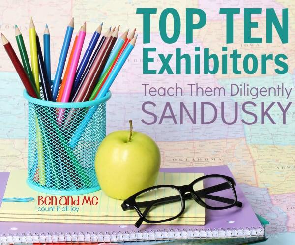 Top Ten Exhibitors Teach Them Diligently Sandusky