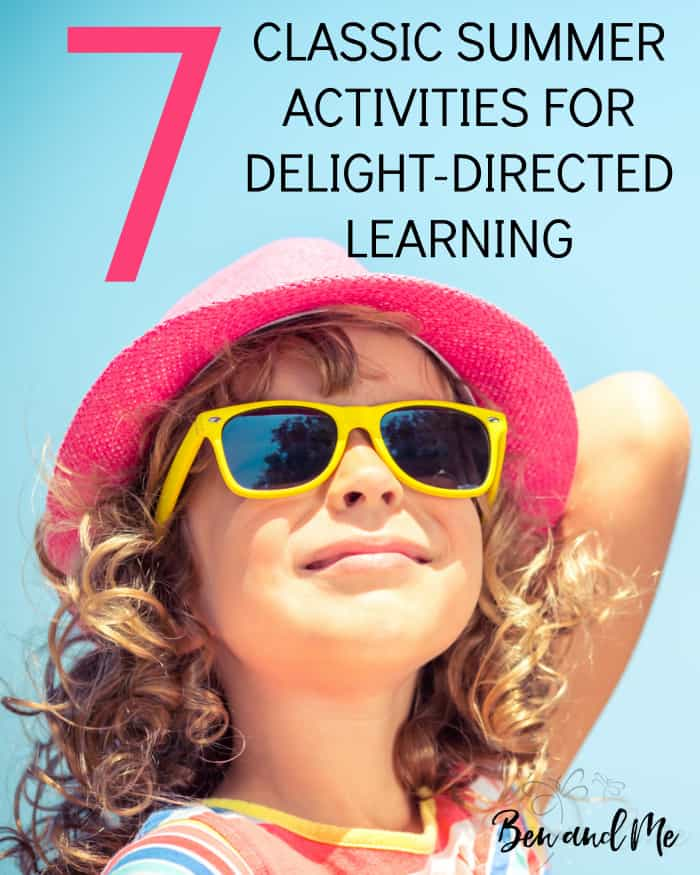 Learning doesn't need to stop in the summer! Here are some of classic summer activities with ways to use them as a platform for higher learning.