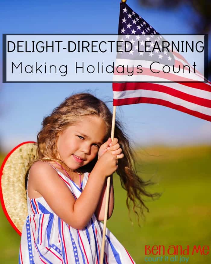 Delight-directed Learning: Making Holidays Count
