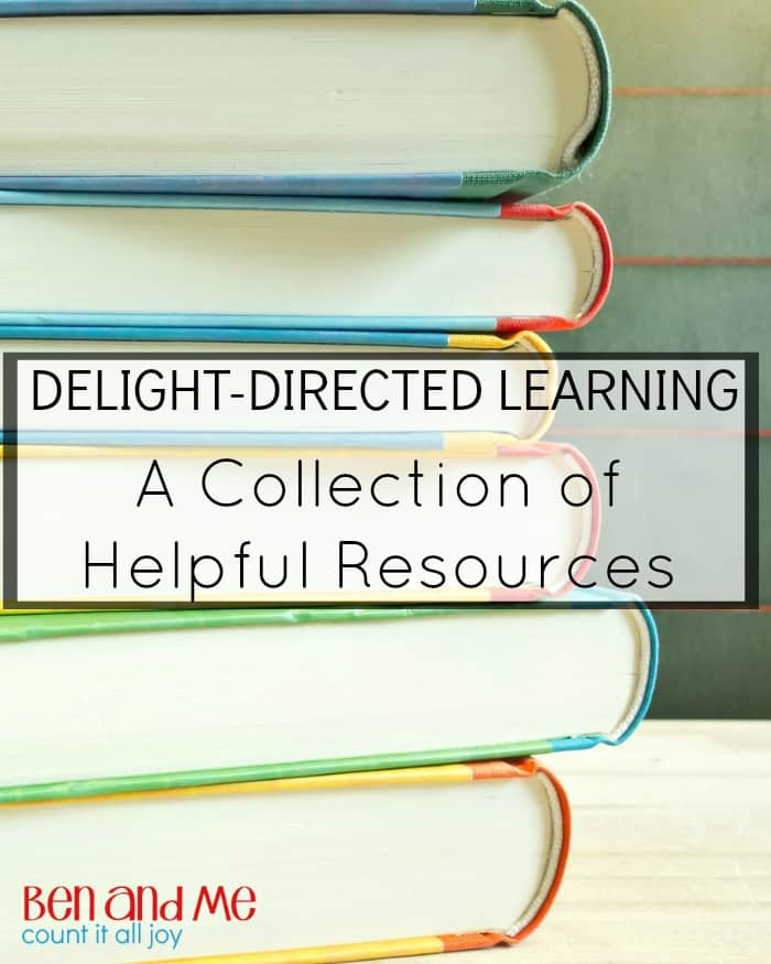 Delight-directed Learning: A Collection of Helpful Resources for Homeschooling