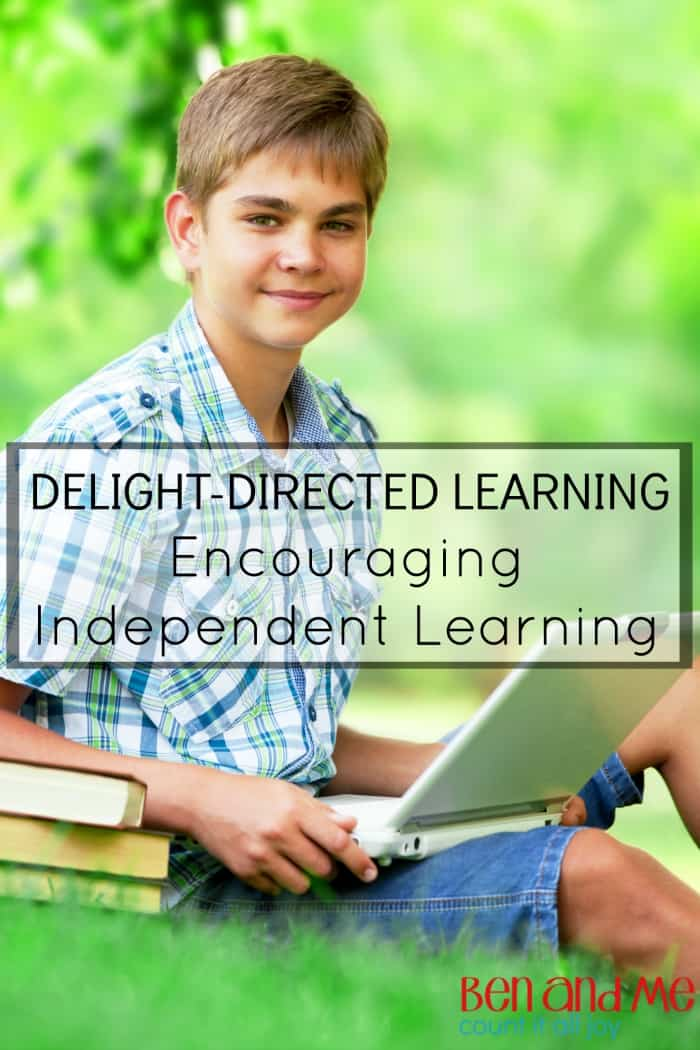 Delight-directed Learning: Encouraging Independent Learning