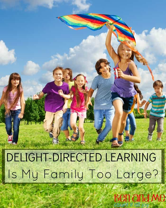 Delight-directed Learning: Is My Family Too Large?
